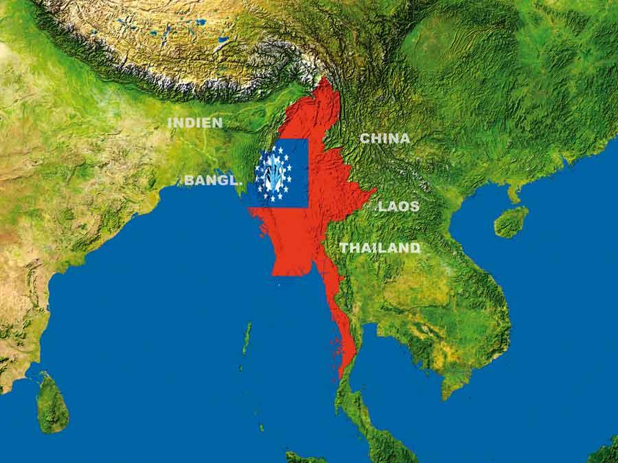 MYANMAR, BURMA: PEOPLE TELL THEIR STORYS… Blog-News